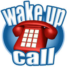 wake-up-call